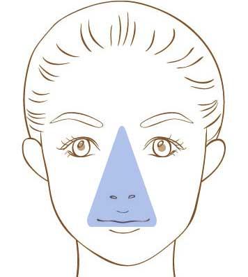 三角エリア